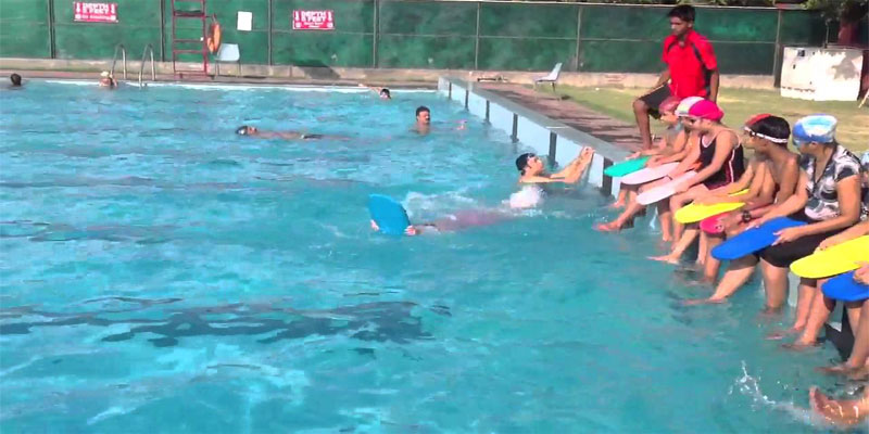 Best Way To Beat The Heat Into Best Swimming Pool In Delhi
