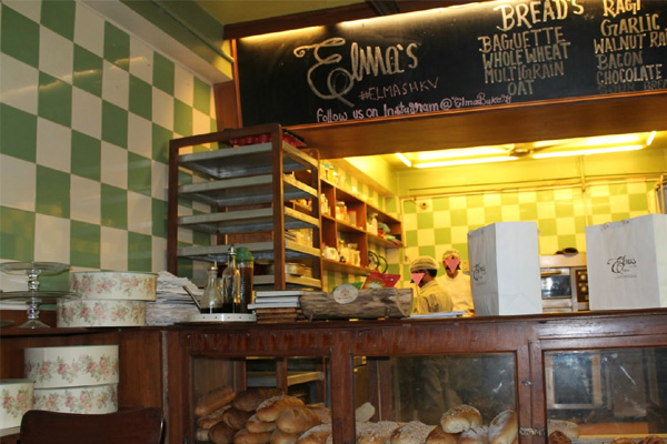 Elma S Bakery Bar And Kitchen